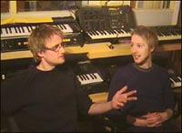 Trond Anfinnsen og Klaus Skrudland er Elektrofant.