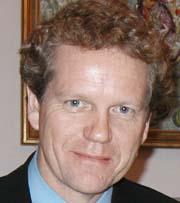 Egil Johansen, rådmann Porsgrunn.