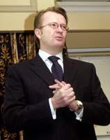 Rune Brynhildsen går av som ansvarlig redaktør i P4 Radio Hele Norge