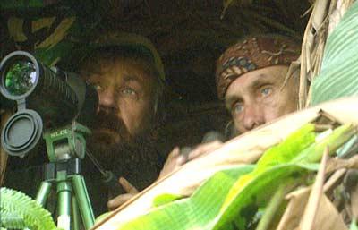 Jan Ove Gjershaug (t.v.) og Nils Røv (t.h.)