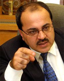 Ahmad Tibi er medlem av det arabisk-jødiske Hadash-partiet og tidligere rådgiver for palestinernes leder Yasir Arafat. (Foto: Reuters/Scanpix)