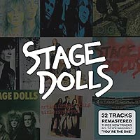 "Stage Dolls-albumet ""Good times - The essential collection"". Illustrasjon: Album-cover."