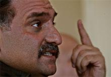 Azmi Bishara. (Foto: Reuters/Scanpix)