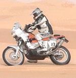 Pål Anders Ullevålseter har bare to dager igjen av Dakar-rallyet.