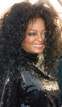 Diana Ross var full og uskyldig. Foto: Getty Images