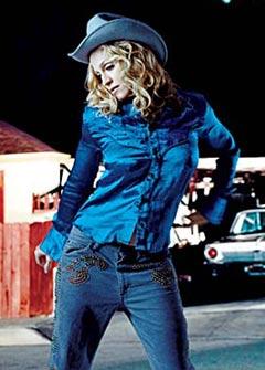 Madonna samarbeidet med Mirwais både på James Bond-låta