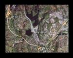Kart over Midtun-Hop veianlegget