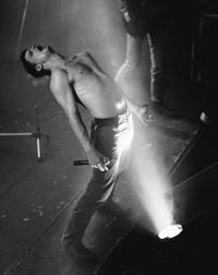DumDum Boys' comeback-konsert blir festivalens høydepunkt lørdag kveld. Dette får du selvsagt direkte her på nrk.no! Foto: Promo.