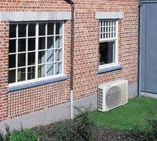 Er det lønnsomt å montere varmepumpe? Studentene skal gi svar.