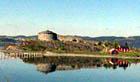 Slottsruinene på Steinvikholm skal sikres.