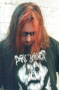 "Killjoy grunnla Necrophagia i 1983, som snart er plateaktuelle med ""The Divine Art of Torture"" etter fem års ventetid. Foto: Necrophagia.com"