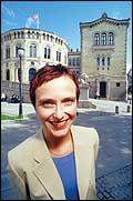 Heidi Grande Røys. Foto Stig M Weston