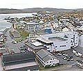 Nytt badeland her et sted? Ikke ennå, sier rådmannen. Sør-Varanger er tynget av gjeld.