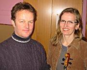 Sven-Erik Nilssen og Liv Andersen.
