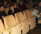Det har vært mange tomme kinoseter i påsken.