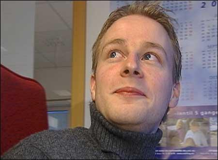 Rune Sunde. Foto Heidi Lise Bakke © NRK