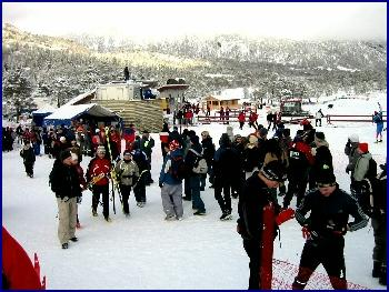 Senior NM i 2003 ble en folkefest. No inviteres det til ny fest. Foto: Gunnar Sandvik