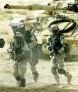 USAs troppeoppbygging i Irak.