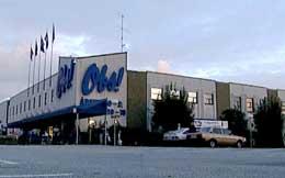 Kvinnen ble pågrepet i området ved Obs-senteret i Stavanger.