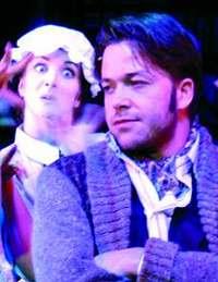 Kåre Conradi som Higgins
