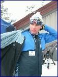 En skuffa Thomas Alsgård svikta på sprinten