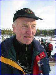 Formann i skikretsen, Magnar Solheimdal.