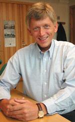 Kommunalsjef Knut Gram. (Foto: Stord Kommune)