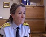 Politimester Elisabeth Kaas i Harstad