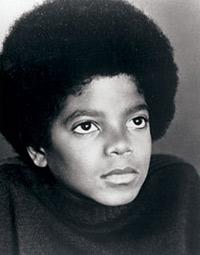 Michael som liten gutt på 60-tallet. Foto: michaeljackson.com