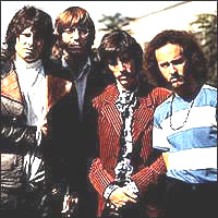 Ny film lages om The Doors. Foto: Thedoors.com.