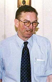 Trond Furuhovde er leder for den internasjonale observatørstyrken.
