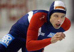 Eskil Ervik må gå på under 6,40 for å kvalifisere seg til VM.
