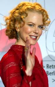 Kidman vil være på plass søndag 23. mars for høyst sannsynlig å ta i mot en Oscar