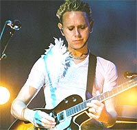 Martin Gore gir ut soloplate. Foto: Scott Harrison / Getty Images.