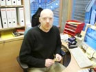 Studentleder Gaute Jacobsen