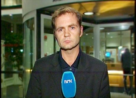 NRK-reporteren Knut Magnus Berge er utvist frå Irak.
