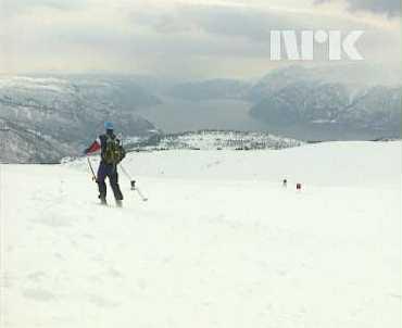 Frå Kjeringi Open. Arkivfoto NRK