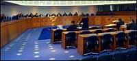 Menneskerettighetsdomstolen i Strasbourg