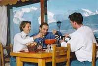 For mange kan en ferie på høyfjellshotell bli i dyreste laget.