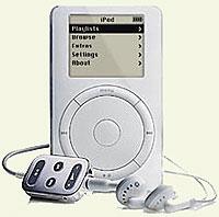 Apples suksess med iTunes Music Store fører til økt etterspørsel etter iPod. Foto: Apple.