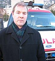 Forhandlingssjef Kai Tangen. Foto Lars Erik Ringen.