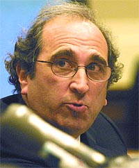 Andrew Lack, Sony. Foto: Alex Wong / Newsmakers.