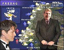 Uten forvarsel (eller suksess) prøvde Morten harket å snike seg med i vinner bildet fra uke 6.