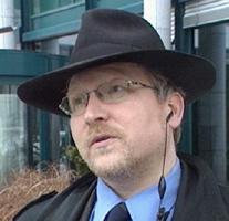 Teletopias Robert Hercz er fornøyd med Samferdselsdepartementets vedtak, og ser det som en seier over Telenor.