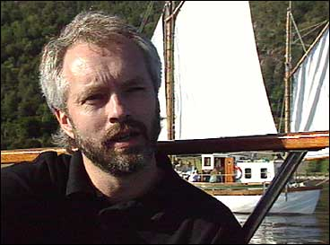 (Foto: Stein Magne Os, NRK © 1993)