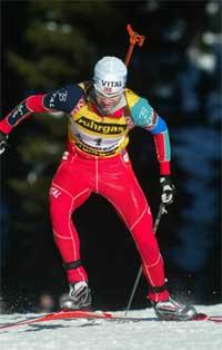 Bjørndalen: Nå også tidenes skiskytter i verdenscupen.