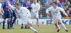 Kjell Skjerven vonar Leeds igjen får grunn til å juble.