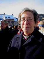 Biskop Rosemarie Köhn.