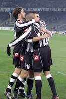 Juventus-spillerne har ikke hatt my å juble for på bortebane.(Foto: Grazia Neri/Getty Images)