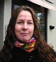 Anne Oterholm ville gjerne beholdt Lindell i Forfatterforeningen.
